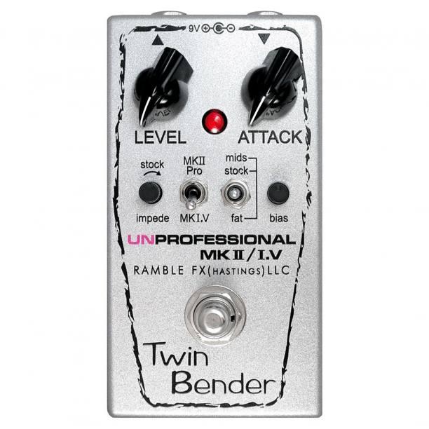 Ramble FX Twin Bender Fuzz