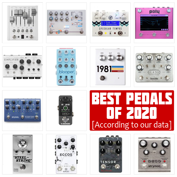 Best Guitar Effects Pedals of 2020