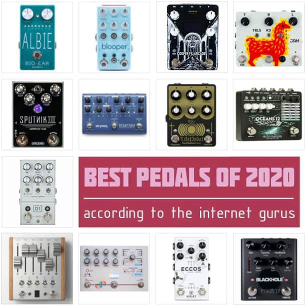 Best Guitar Pedals of 2020