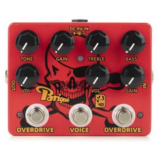 Caline Brigade Dual Overdrive DCP-07