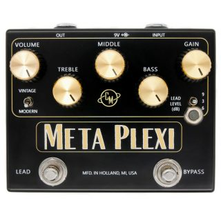 Cusack Meta Plexi Overdrive/Distortion