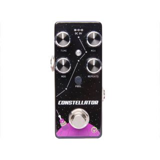 New Pedal: Pigtronix Constellator Mini Analog Delay