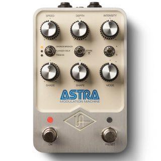 New Pedal: Universal Audio UAFX Astra Modulation Machine