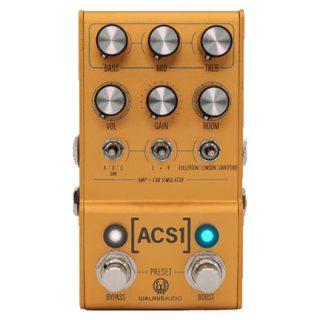 New Pedal: Walrus Audio ACS1 Amp & Cab simulator