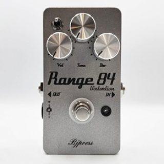 BJPress Range 84 Distortion