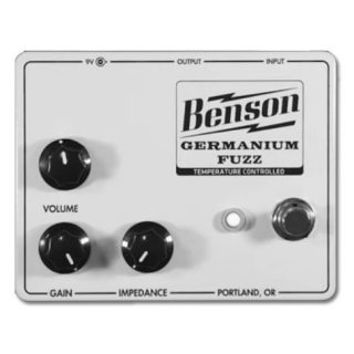 Benson Germanium Fuzz