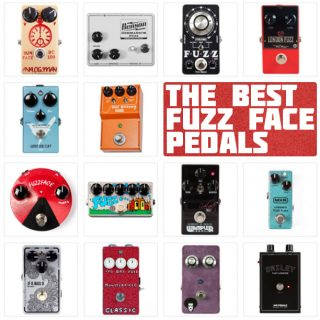 18 of the Best Fuzz Face Pedals