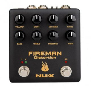 Nux Fireman Plexi-Style Distortion
