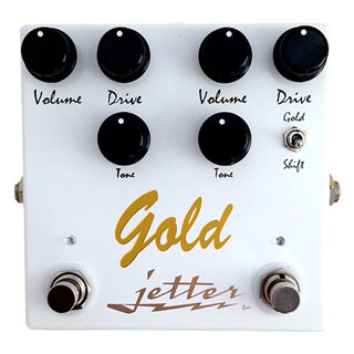 Jetter Gold Standard Dual Overdrive