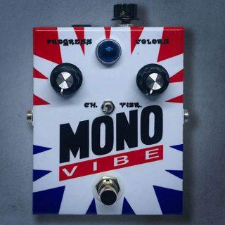 MG Music Mono Vibe Uni-Vibe