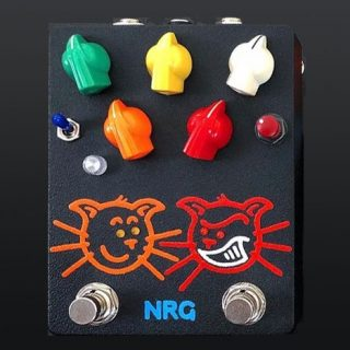 NRG Effects Purrer Dual Channel Overdrive