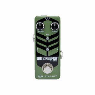 New Pedal: Pigtronix Gatekeeper Mini Noise Gate