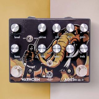New Pedal: Walrus Audio Warhorn Ages