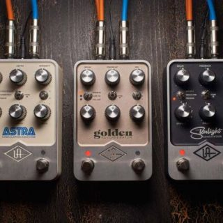Universal Audio's UAFX Pedal Series