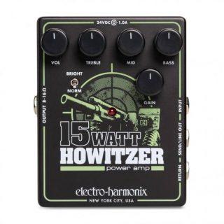 New Pedal: Electro-Harmonix 15Watt Howitzer Power Amp