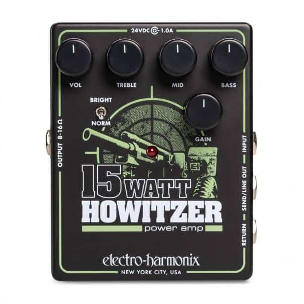Electro-Harmonix 15Watt Howitzer