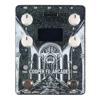 Cooper FX Arcades, Cartridge-based MultiFX pedal
