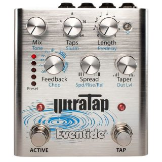 New Pedals: Eventide UltraTap Delay