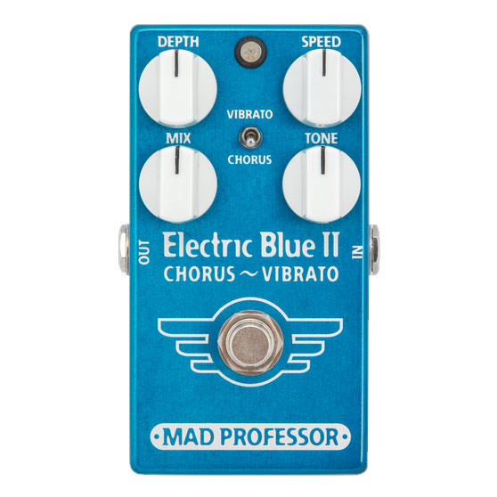Mad Professor Electric Blue II