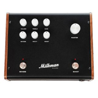 Milkman The Amp 100 – 100w Pedal Power Amp