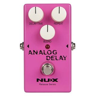 New Pedal: NUX Analog Delay