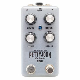 New Pedals: Pettyjohn Electronics Edge Preamp & Low-Gain Overdrive