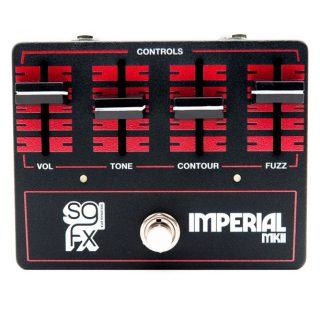 New Pedals: SolidGoldFX Imperial MkII Fuzz