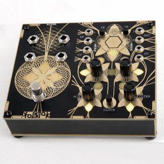 New Pedals: Folktek Alter X CV-Controlled Stereo Multi-FX