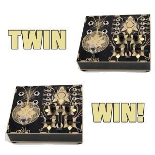 Win Two FolkTek Pedals: Alter X and Alter Y! [ended]