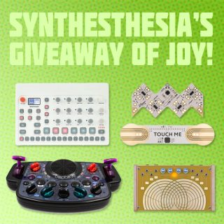 Synthesthesia's Giveaway of Joy! [closed]
