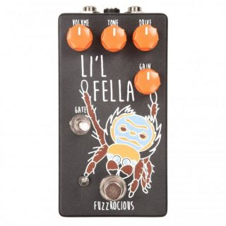 Fuzzrocious Lil Fella Overdrive/Distortion