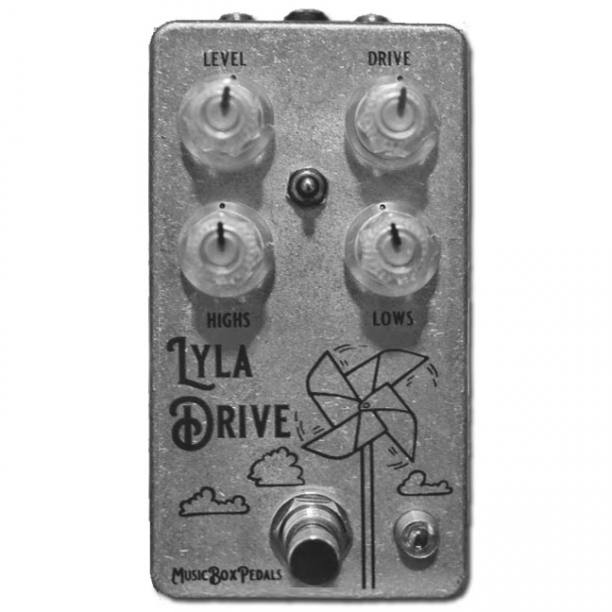 MusicBoxPedals Lyla Drive