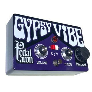 New Pedals: Pedal Pawn Gypsy Vibe