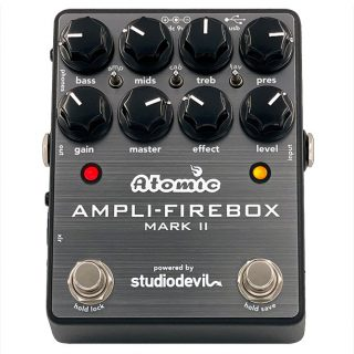 New Pedals: Atomic Ampli-Firebox Mark II Amp & Cab Simulator