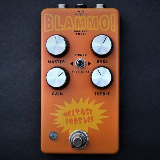New Pedal: BLAMMO! Electronics Voltage Booster