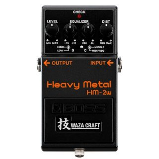 Coming Up: BOSS HM-2w Waza Craft Distortion