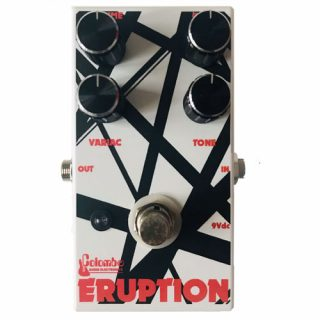 New Pedal: Colombo Audio Eruption Plexi Overdrive/Distortion