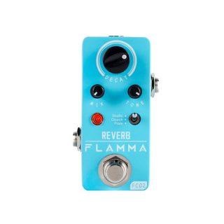 New Pedals: Flamma FC02 Mini Reverb