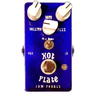 New Pedal: JDM Pedals Hot Plate Fuzz