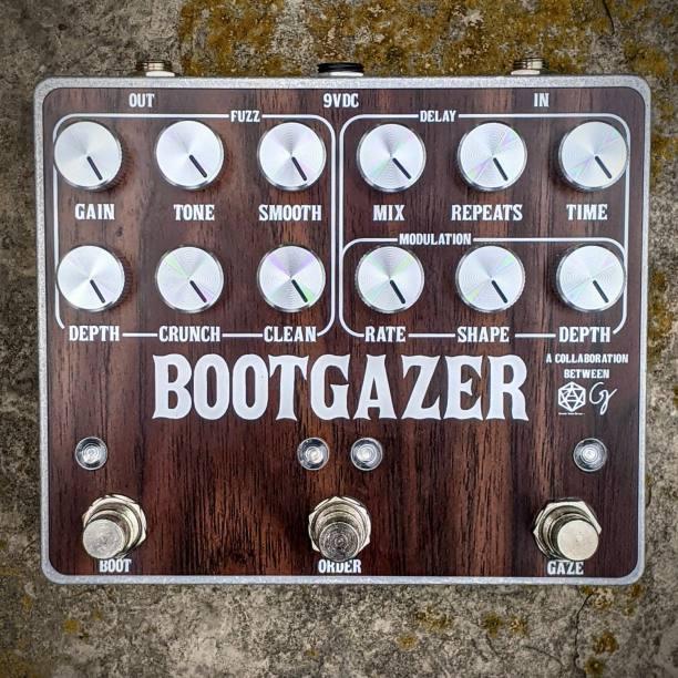 Bardic Audio Bootgazer