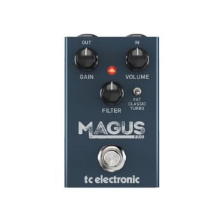 New Pedal: TC Electronic Magus Pro High Gain Distortion
