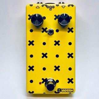Vaderin Pedals HP-X Harmonic Percolator-style Fuzz