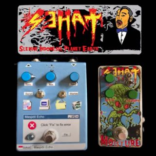 Producing with Pedals: Sehat Effectors Moisture Fuzz and Masjidil Echo