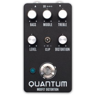 New Pedal Kit: Aion FX Quantum Mosfet Distortion