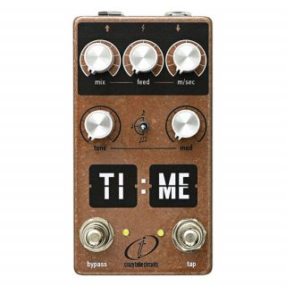 Now Shipping: Crazy Tube Circuits Time Delay