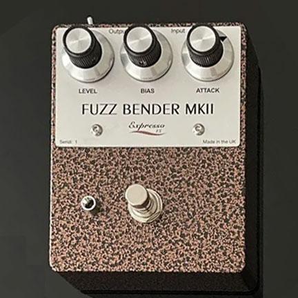 Expresso FX Fuzz Bender MKII