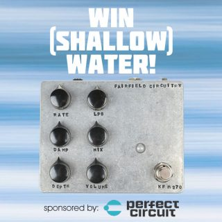 Win a Fairfield Circuitry Shallow Water through Perfect Circuit