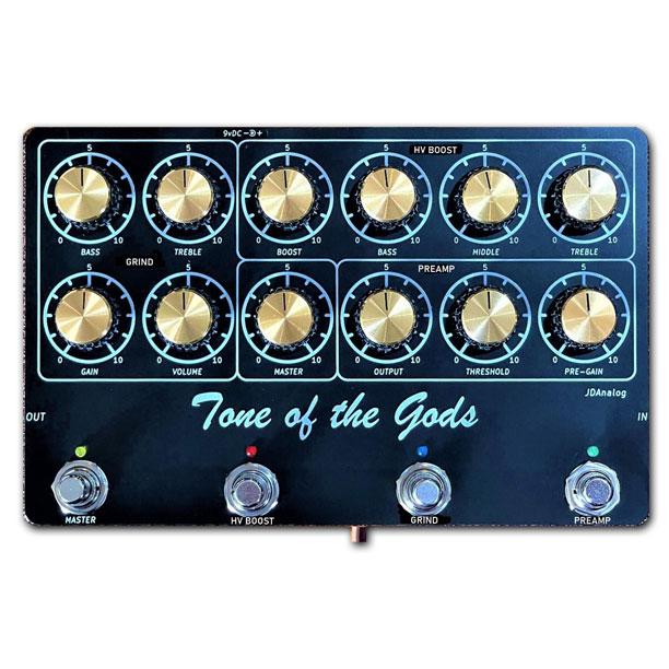 JD Analog Tone of the Gods