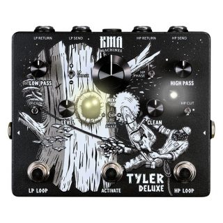 New Pedal: KMA Machines Tyler Deluxe