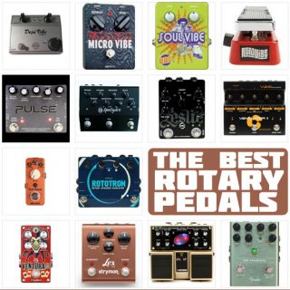 The Best Rotary Pedals and Leslie Simulators in 2021: Compare Price and Features